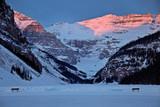 Ice Rink Lake Louise