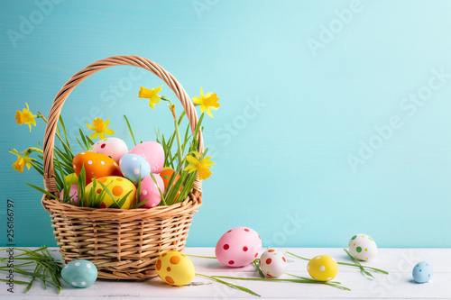 Easter decoration - 256166797