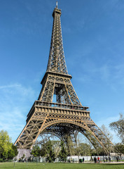 Francia, Paris, Torre eiffel