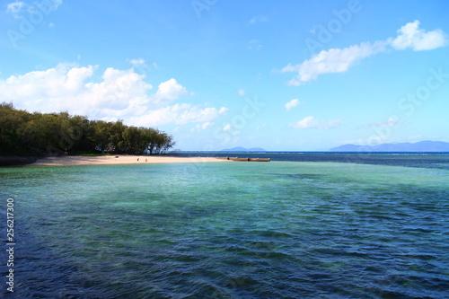 オーストラリア・グリーン島 © 哲二 川端