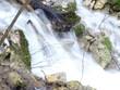 Wasserfall im Wald - 256266575