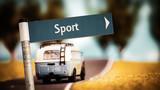 Sign 366 - Sport