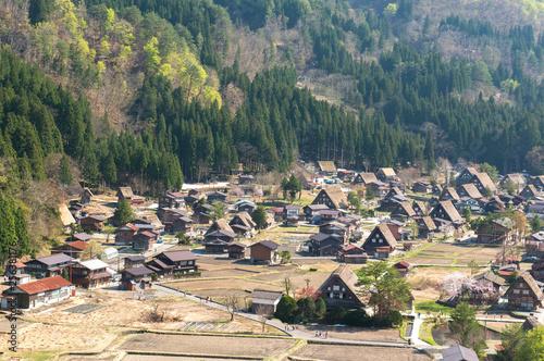 【日本】世界遺産 白川郷