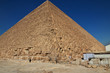 Giza, sphinx, pyramids, Egypt