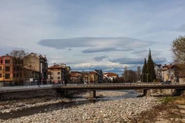 Bridge in the city © rninov