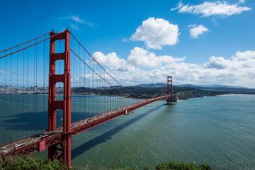 Golden Gate Bridge San Francisco © dasto9999