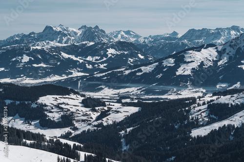 fototapeta na ścianę Tiroler Berge