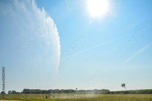rainbow over field © snapshotfreddy