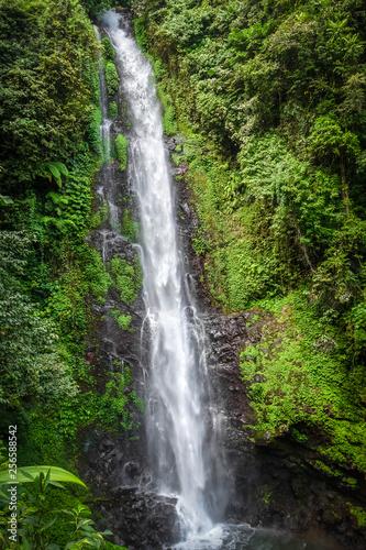 Melanting Waterfall, Munduk, Bali, Indonesia - 256588542