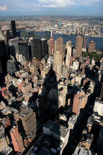 new york, nyc, ny, manhattan, skyscraper, city, business, panorama, view, cityscape, architecture, urban, building, landscape, town, buildings, tower, © Oleksandr