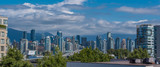 Vancouver Skyline Looking North