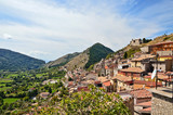 In the Italian region of Campania lies Letino, a beautiful medieval town