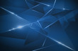 Blue cyber technology digital graphic wallpaper background template