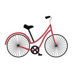 bicycle object icon