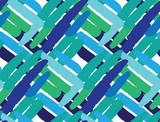 Hand drawn doodle abstract pattern background