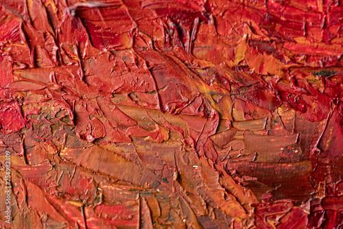 fototapeta na ścianę red and orange background