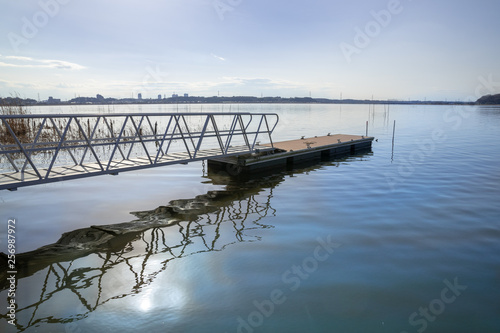 Acrylglas Pier 桟橋