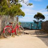 Bord de mer en Vendée sur l'île de Noirmoutier