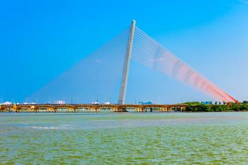 Nguyen Van Troi Tran bridge © saiko3p