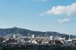 Vue panoramique sur Barcelone - 257061729