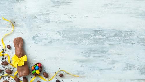 fototapeta na ścianę Easter background concept.