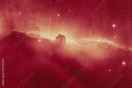 Cosmic Nebula Backgrounds © Stock photo Effects