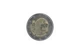 Commemorative 2 euro coin of  Slovakia