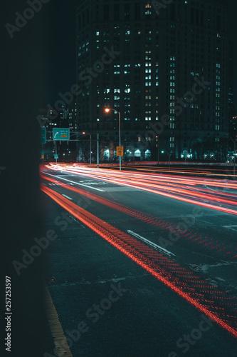 Nacht New York © Robin