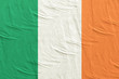 Ireland flag waving - 257383571