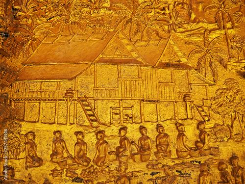Luang Prabang, Laos, Wat, Buddhism © Sergey
