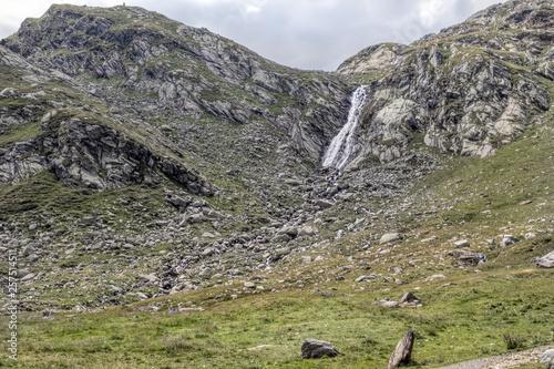 Wasserfall vom Grünsee zur Kaserlacke © dreamcatcher