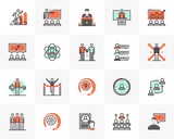 Business Training Futuro Next Icons Pack