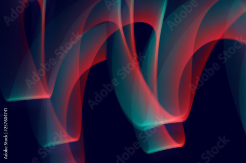 Background created using light graphics - 257604741