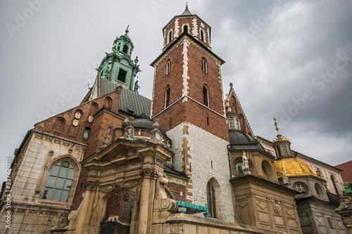 Casilica cattedrale dei Santi Stanislao e Venceslao - è il santuario nazionale della Polonia