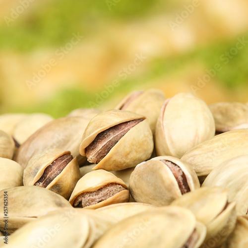 Baklava with walnut and pistachio, Turkish dessert | Buy Photos | AP