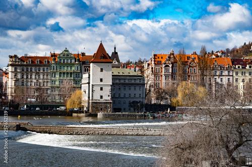 fototapeta na ścianę Città di Praga
