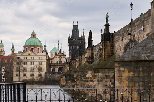 fototapeta na ścianę Prague old town
