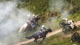 Fototapeta Horses - film historyczny © Tomasz