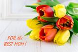 Muttertag, Tulpen