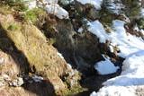Fototapeta Bathroom - Oblocze zimy. Kamienie  © ALPL