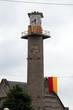 canvas print picture - Turm in Dinan, Bretagne