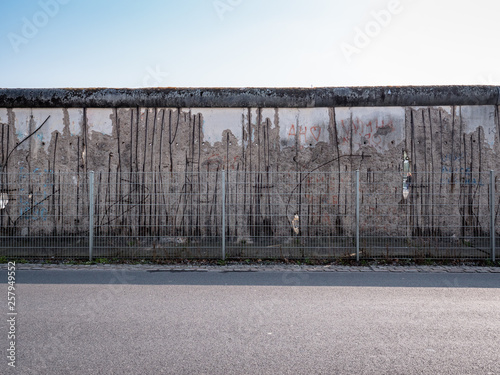 Iconic berlin wall landmark germany © Craig