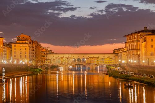 Ponte Vecchio in Florenz © Andrin