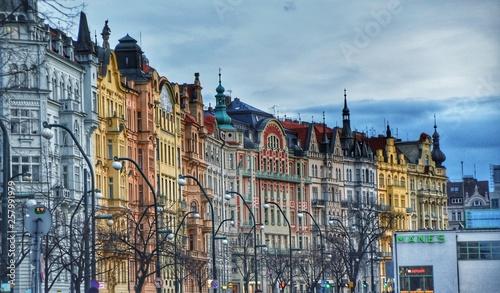 fototapeta na ścianę Prague
