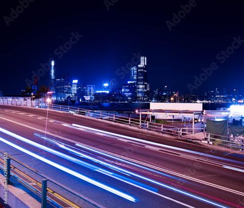 Long Time Exposure HK © Paul T.
