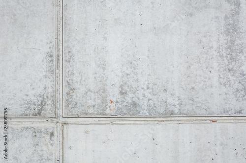 Hintergrund: Graue Betonmauer © Calado