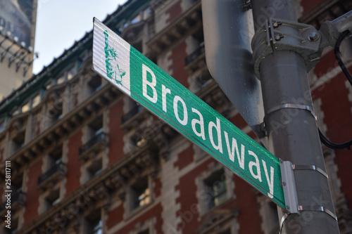 Foto Murales Broadway ft7112_0388 New York