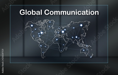Concept of global communication