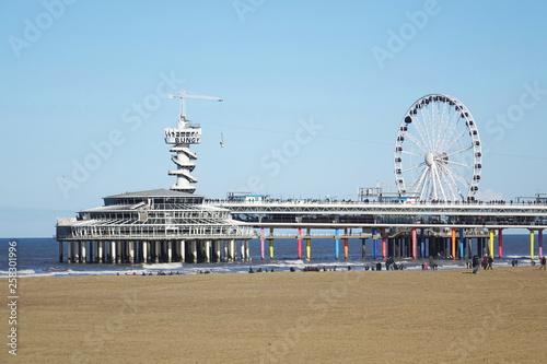 Netherlands; Pier of Scheveningen © YvonneNederland