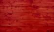 Holztextur mit roten Brettern - 258310548